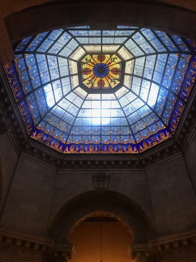 Dome at Indiana State House