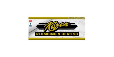 Kozon Plumbing & Heating Logo