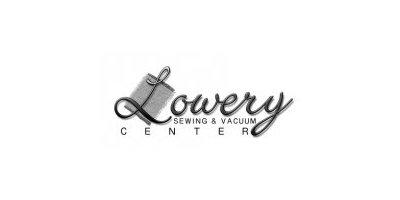 Lowery Sewing & Vacuum Center Logo